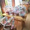 母の日のバルーンギフト、たくさんの注文ありがとうございます!