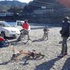 1月24,25日 「川の学校」 冬の強化合宿 美濃~郡上八幡サイクリングツアー