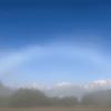 【超レア現象】長野白馬村で7日早朝に『白い虹』を観測!ただ、『白虹』は地震の前兆と言う説も!!