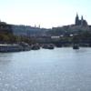 チェコ「舟から見たプラハ」の思ひで…