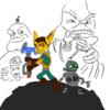 【PS4】ガラメカで敵をバッコンバッコン倒すのが爽快!「ラチェット&クランク THE GAME」