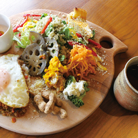 小橋カフェ OTABA(オタバ)の「ワンプレートランチ」
