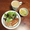 糖質制限ダイエット21日目:コメダ珈琲でランチ。胃が重たいー!