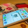 SoftBank iPhone6 に MNP した