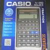 CASIOの最新関数電卓(fx-260 SOLAR II、fx-CG50、fx-CG500)