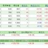 【株の月次報告】NYダウ平均株価のチャートに価格帯別出来高を表示させてみた