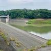 村山上貯水池(東京都東大和)