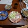 幸運な病のレシピ( 313 )朝:朝セット、大豆煮