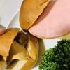サンドイッチ (ピーナツバターとハムチーズ) 49.0kg 27.8%