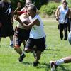トレーニングの特異性の原則(競技時の運動の強度、さらにオーバーロードの原則に従う)