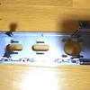 CuBase組み立て ⑤筐体を繋ぐ柱と転輪軸受けの設置