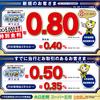 円定期預金2年 メガバンクの80倍の年0.8%!(新規開設時)