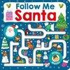 Follow me Santa しかけ英語絵本③