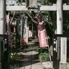 二つのお岩稲荷(田宮神社と陽運寺)