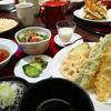 サクッとした天ぷらもお蕎麦も食べたいときに左膳のランチ@鹿児島市下荒田