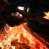キャンプで使おう。お気に入りのマイ火ばさみ