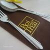 【KALDI】ロイタイカレーを買ったらキャンペーンでスプーンとフォークを貰ったー!
