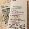 チューリッヒの交通機関乗り放題のチューリッヒカード
