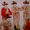 遼(契丹)壁画古墳 1 宣化遼墓群