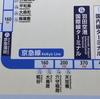 羽田(国際線ターミナル)へは京急で