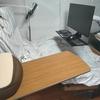 ディスプレイ下に棚をつける(MOUNT-KB03)