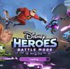 【雑記】スマホゲーム『ディズニーヒーローズ:バトルモード』を始めました。