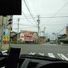 今日も名古屋方面出張。港区七反野、東海通・尾張中央道北上。