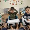 三太郎が使っている椅子「ingenuity インジェニュイティベビーベース3 2 in 1 」について