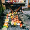 ロンドンの短い夏、BBQやらピクニックがしたくなる季節