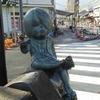 鳥取県横断の旅5〜境港 境港 水木しげるロードを歩く その2〜