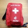 収納にはFirst Aid Kit