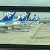 【大館1】ANA普通席搭乗(羽田→大館)/天候調査入っちゃったけど、無事飛んでくれた