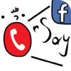 OnSay for Facebook | Facebook友達同士で無料通話出来るアプリ
