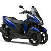 高速道路も走れる!新型3輪スクーター「TRICITY 155 ABS」が発売!