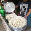 【バンガロール おすすめ レストラン情報】Koramangala のストリートフード Dawa darjeeling momos のモモが美味しかった
