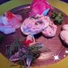 オィスタ〜バ〜で、牡蠣を食べナィ❤(≧△≦。)