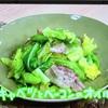 今日の料理 超簡単!春キャベツとベーコンのオイル蒸しのレシピ