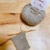 【編み物時間8回目】Foire+4PLY(フォワールフォープライ)の毛糸で編んでみた感想