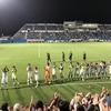 横浜F VS 湘南 2位3位直接対決でオウンゴールの1点を守りきり3連勝
