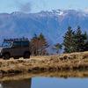 陣馬形山でソロキャンプ (2日目) -天空の池へ-