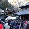 元旦の初詣は奈良の宝山寺へ!大阪から車で1時間で行けるのでファミリーにおすすめ