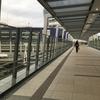開通 、ステーション to ターミナル(東京ポートシティ竹芝・歩行者デッキ)