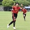 平田野中学校サッカー部が決勝進出!鈴亀地区中学校サッカー大会