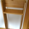 病室快適化計画!第三段:マンガ用本棚作っちゃった♪