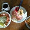朝食は喫茶店・レストランでコーヒーモーニング