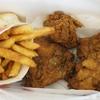 アメリカでケンタッキーフライドチキン(KFC)を食べてみました