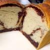 なんばウォークの食パン専門店「アトリエグーテ」のあん食パンを食べました。