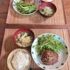 本日の夕食♡180807