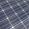 太陽光パネルで発電だ