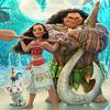 映画「モアナと伝説の海」 感想 映画ウォッチ